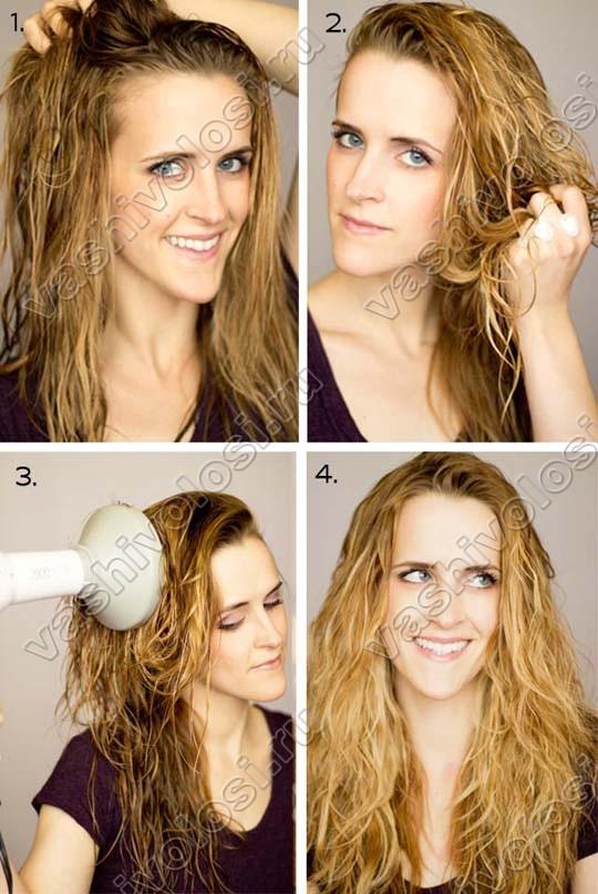 Kemudian rambut diluruskan oleh tangan dan mereka diberikan bentuk yang  tepat. Untuk memperbaiki gaya ... bc33a8a5ee