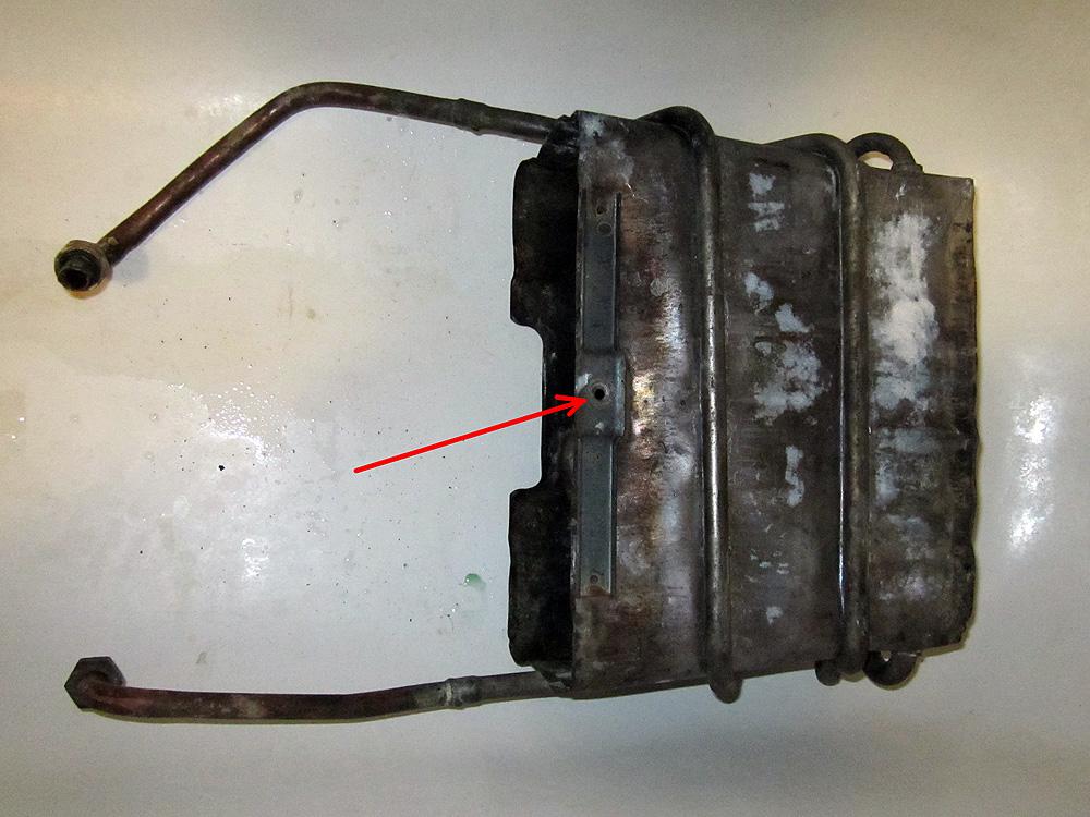 Теплообменники для старую газовая колонка Пластины теплообменника Анвитэк AMX 60 Саров